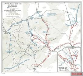 Battle of Kasserine Pass.