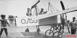 Serbian Army Blériot XI Oluj, 1915.