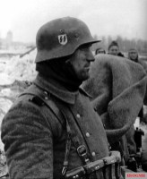 Waffen-SS on the eastern front, 1943.