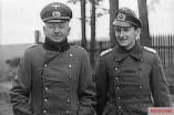 Erich von Manstein with son Gero.