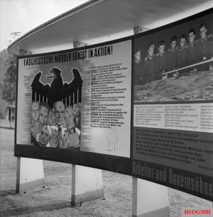 East German propaganda in 1957.