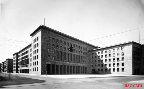The Ministry of Aviation, December 1938.
