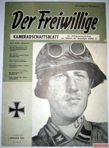 The Volunteer, Issue 1, Volume 1, January 1956.