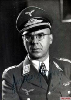 Knight Cross bearer Hermann Plocher.