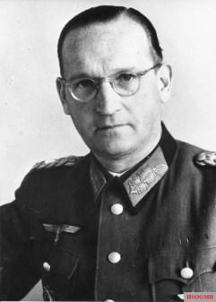 Hans Speidel in 1944.