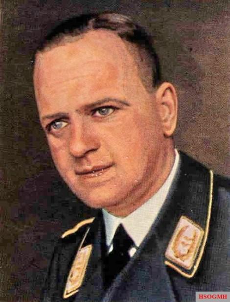 Lieutenant-General Milch.