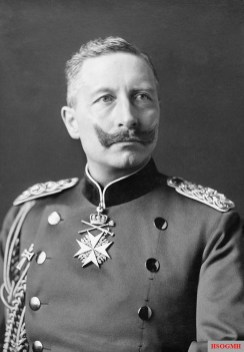 Portrait of Wilhelm II in 1902, by T. H. Voigt.