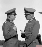 Alfred Jodl and Waldemar Erfurth.