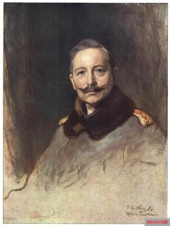 Portrait by Philip de László, 1908.