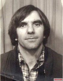 Rudi Dutschke, student leader.