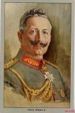 The emperor in army uniform.