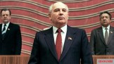 Mikhail Gorbachev, last leader of the Soviet Union.