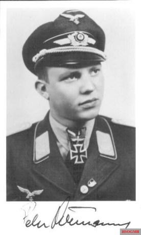 """Peter """"Bonifaz"""" Düttmann."""
