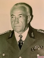 Willy Langkeit in the Bundesgrenzschutz.
