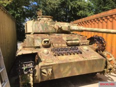 Panzer IV - Erica.