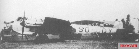 Do 217N-1, captured at Straubing, May 1945.