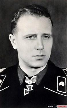 Major Josef Wilhelm Rettemeier.