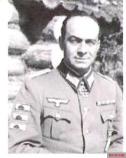 Major Hermann Krenzer.