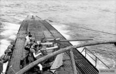 SK C/30U on a type IX U-Boat, U-103 in 1939.