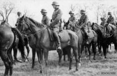 Russia, 1941. SS Cavalry Brigade.