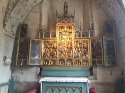 Altar piece