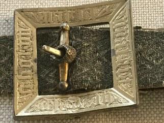 Eric's belt