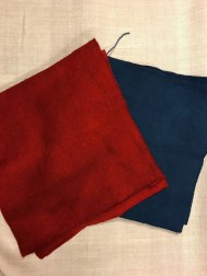 Upgrade to - Plant dyed fabric