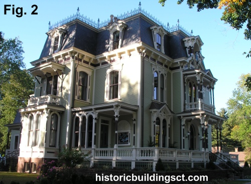 Victorian Houses Second Empire Amp Queen Anne Historic