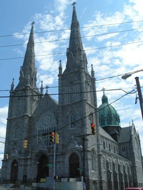 St  Anne's Church, Waterbury (1906) – Historic Buildings of Connecticut