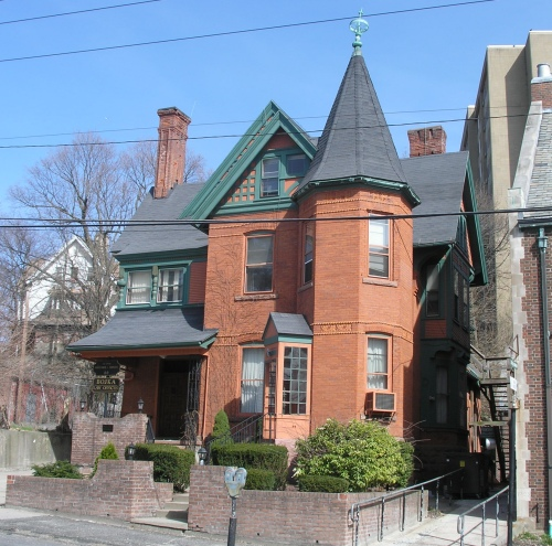Historic Buildings Of Connecticut