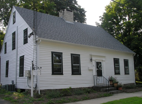 Abraham Woodward House (1785) - Historic Buildings of ...