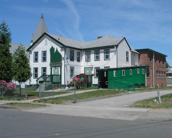 Masjid al-Mustafa, East Hartford (1840)