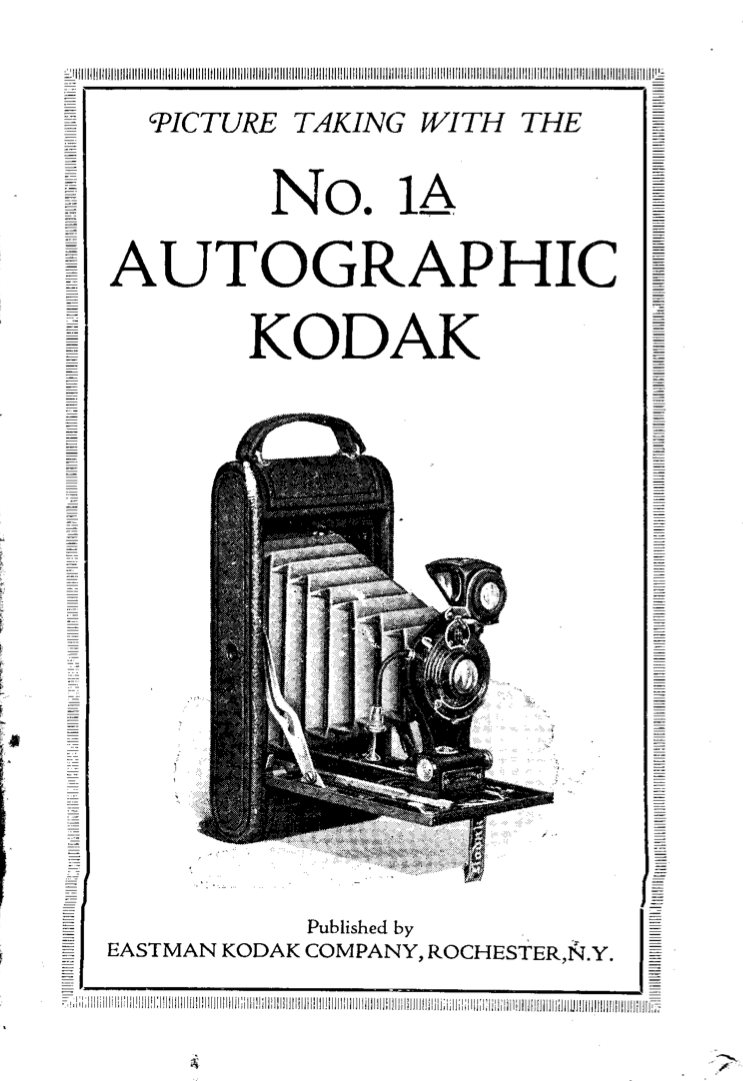 Historic Camera provides this information as a courtesy to