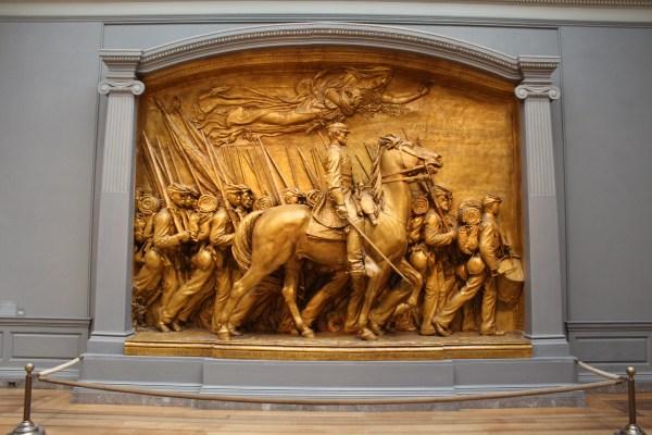 National Gallery of Art Shaw Memorial