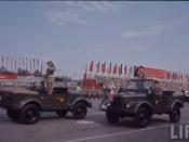 Defilarea din Bucureşti de 23 august 1964