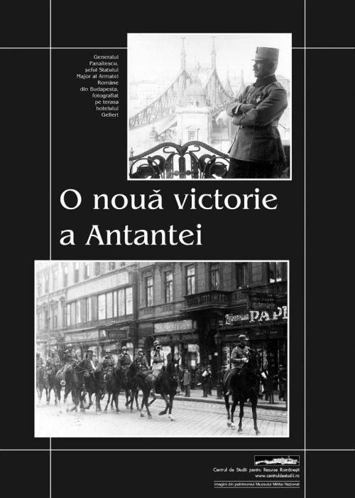O nouă victorie a Antantei