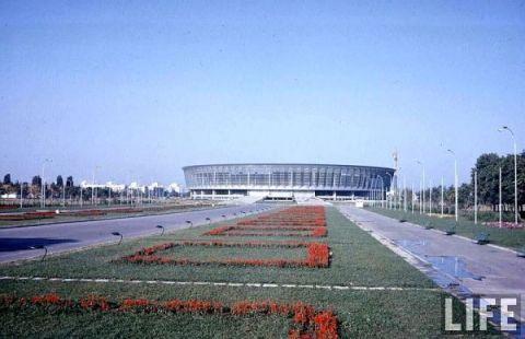 pavilionul expozitional romexpo