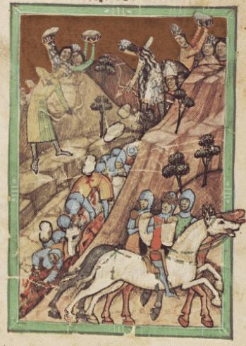 Românii n-au fost găinile Europei. Bătălia de la Posada din 1330