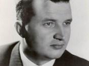 1956 - Portret Nicolae Ceauşescu Fototeca online a comunismului românesc cota 14-1956