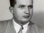 1956 - Portret Nicolae Ceauşescu Fototeca online a comunismului românesc cota 18-1956