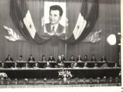 1979 - Nicolae Ceauşescu la prezidiu şi în portret Fototeca online a comunismului românesc