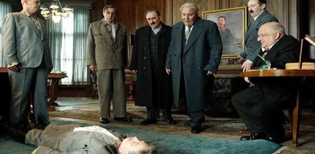 """Filmul """"Moartea lui Stalin"""" și istoria care îl sperie pe Putin"""