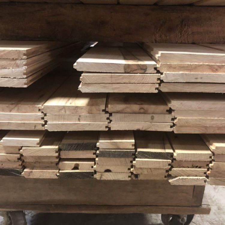 "170 sf 5/8"" Mixed Hardwoods"