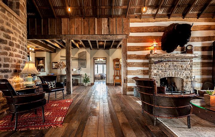 Mason, TX Private Residence
