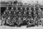18 Squad 3rd Battalion Hants at New Barracks Gosport 1918