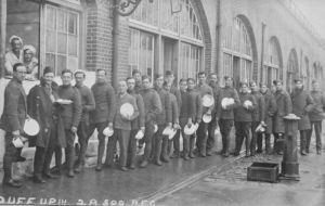 28 Squadron at Rowner 1915