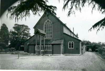 H.M.S.Sultan Church