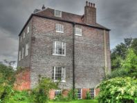 Holy Trinity Vicarage, a side view