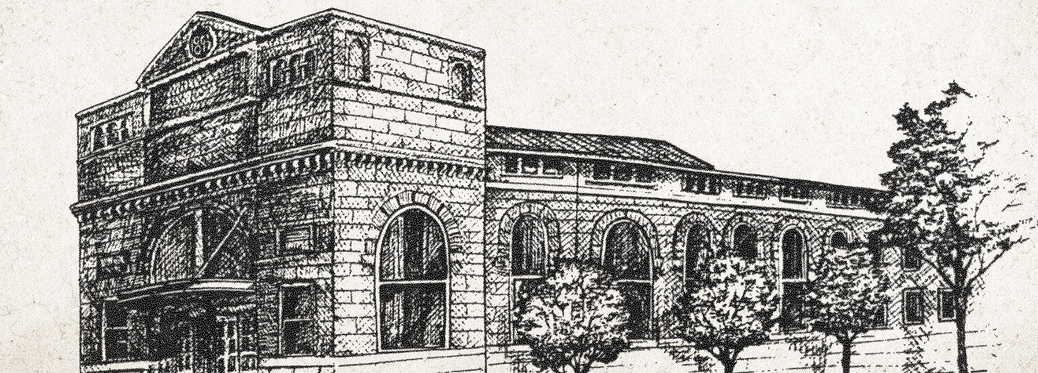 Historic Harrisburg Resource Center sketch