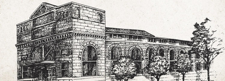 Historic Harrisburg Resource Center sketch